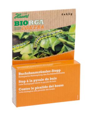Hauert Biorga Contra Buchsbaumzünsler-Stopp