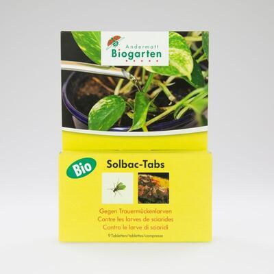 Andermatt Biogarten Solbac Tabs
