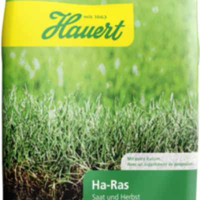 Ha-Ras Saat- & Herbst-Rasendünger